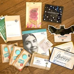 Other - 14 Assorted Face Masks